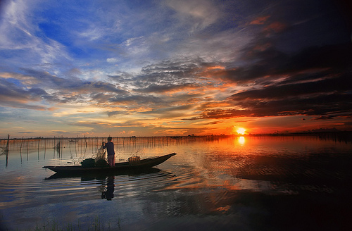 Lagune Tam Giang - une autre facette de Hue
