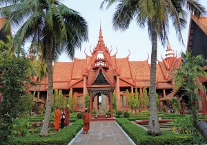 Cambodge authentique